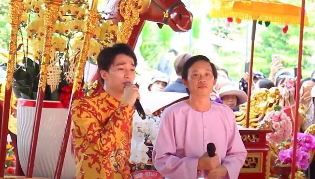 Dan con nuoi, em nuoi cua danh hai Hoai Linh hinh anh 9