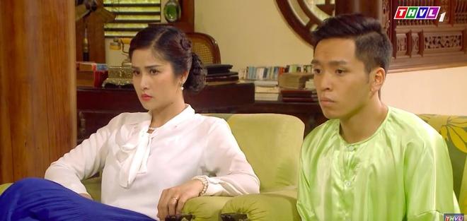 'Tieng set trong mua' tap 27: Con gai Binh lam nguoi hau cua Khai Duy hinh anh 3