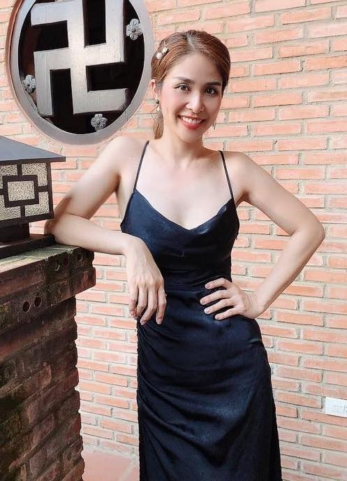 Kinh doanh thua lo, Thao Trang suy sup, sut 10 kg hinh anh 2