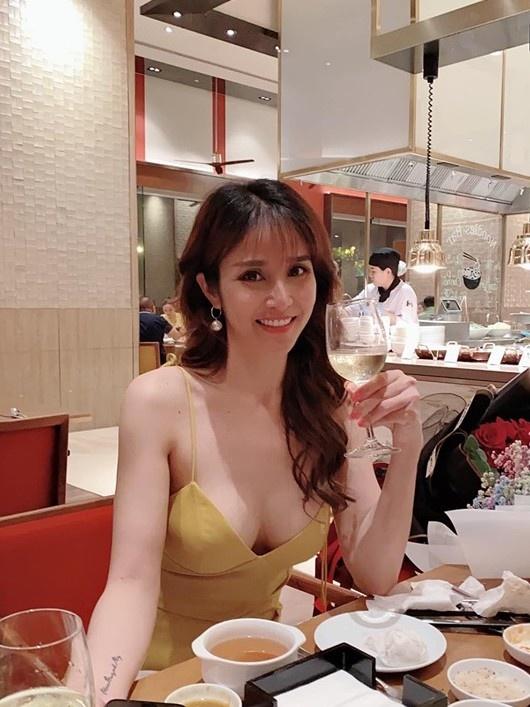 Kinh doanh thua lo, Thao Trang suy sup, sut 10 kg hinh anh 1