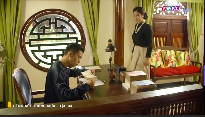 'Tieng set trong mua' tap 33: Hanh Nhi xau ho khi uong thuoc sinh ly hinh anh 3