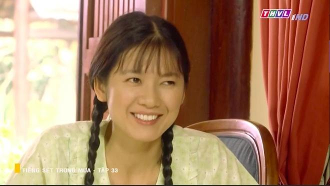 'Tieng set trong mua' tap 33: Hanh Nhi xau ho khi uong thuoc sinh ly hinh anh 5