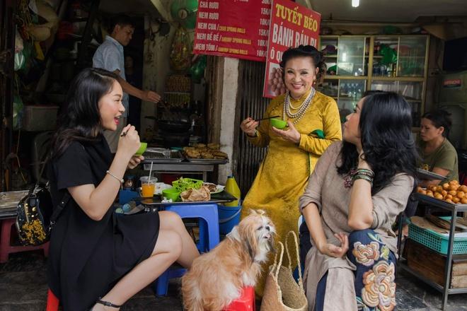 Nhan sac cua ba the he trong gia dinh Thanh Lam hinh anh 1