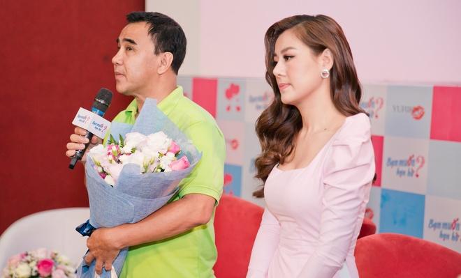 NSND Hong Van thay the Nam Thu o Ban muon hen ho hinh anh 1