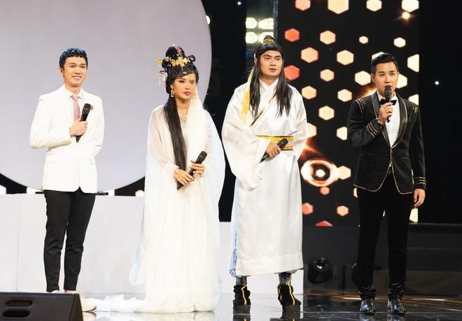 Phuong Trinh Jolie, Minh Luan rut khoi Tuyet dinh song ca hinh anh 1