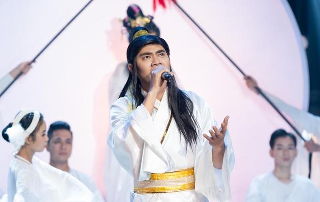 Minh Luan, Phuong Trinh hat 'Ve dau mai toc nguoi thuong' hinh anh