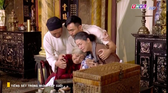 'Tieng set trong mua' tap cuoi: Khai Duy bi tu hinh, Hanh Nhi hoa dien hinh anh 4