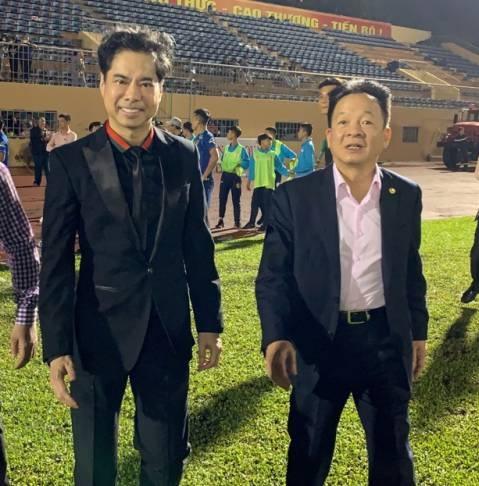 Con trai bau Hien nhan Ngoc Son la thay anh 2