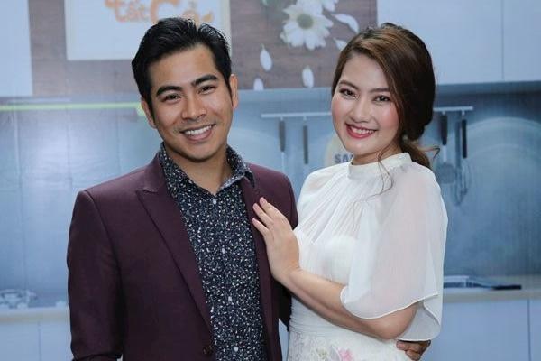 Phan ung cua Thanh Binh ve tin Ngoc Lan tra 500 trieu dong sau ly hon hinh anh 1