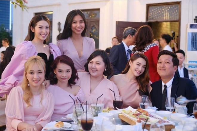 Truong Giang mua tra sua cho Nha Phuong khi du cuoi Hoang Oanh hinh anh 3