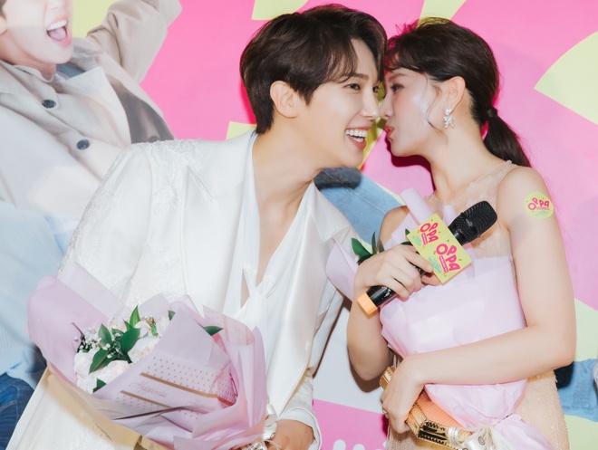 Em gai Tran Thanh dong phim cung Hari Won hinh anh 5