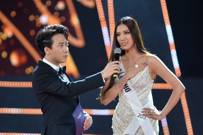 Phan ung xu nhat cua top 3 Hoa hau Hoan vu Viet Nam 2019 hinh anh 2