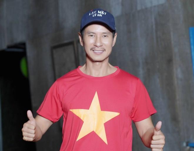 Ly Hai nghi quay de co vu doi tuyen U22 Viet Nam da tran chung ket hinh anh 1