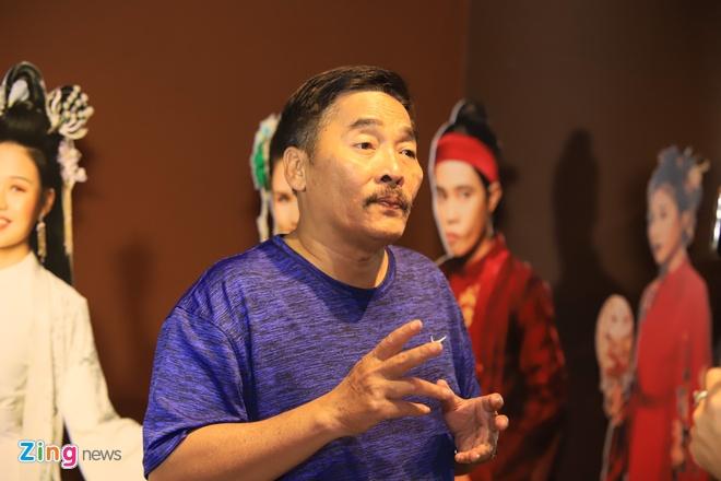 NSUT Huu Chau, Le Giang mung NSND Hong Van mo san khau moi hinh anh 10 537efec49a2e63703a3f_zing.jpg