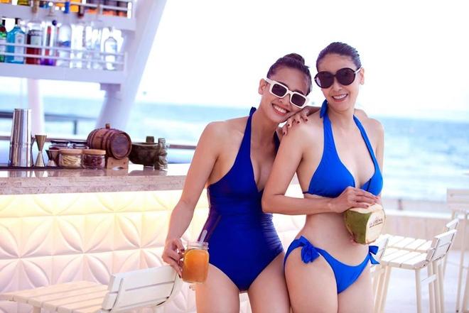Ha Kieu Anh, Duong My Linh dien bikini hinh anh 3 83283378_10157980619764901_3282924962129641472_o.jpg