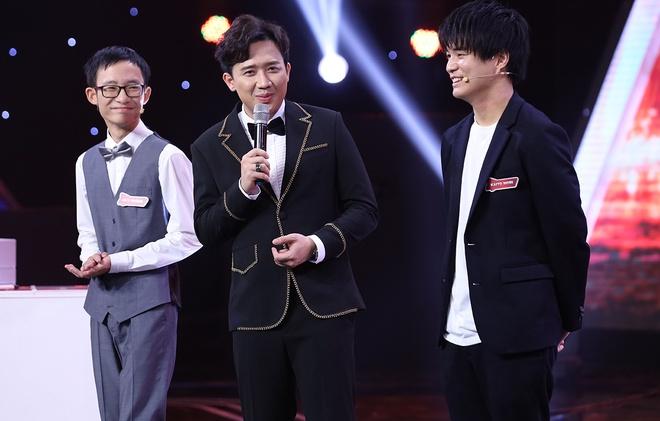 Huy Hoang thang dai dien Nhat Ban o Sieu tri tue anh 1