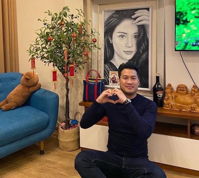 Phillip Nguyen ra Ha Noi don Tet voi Linh Rin hinh anh 1 IMG_8822.JPG
