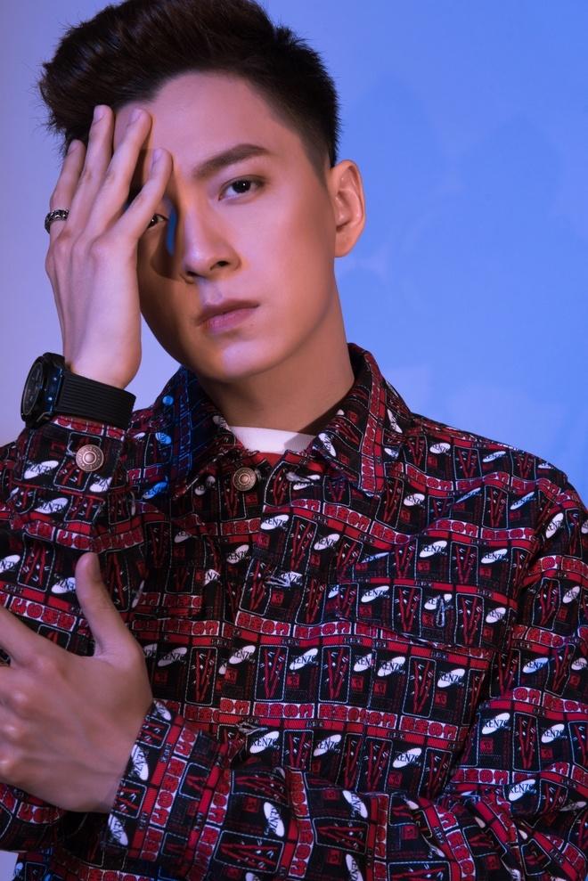 Ngo Kien Huy xin loi nguoi yeu cu Khong Tu Quynh trong MV moi? hinh anh 1 DSC_5104.jpg