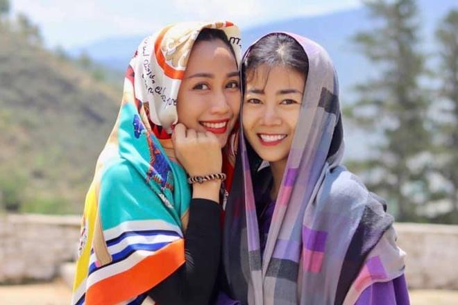 Oc Thanh Van: 'Moi hom qua con o ben Mai Phuong' hinh anh 2 mai33.jpg