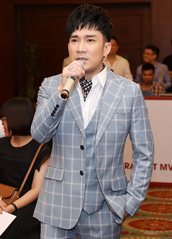 Quang Ha khong so bi so sanh voi Son Tung anh 2