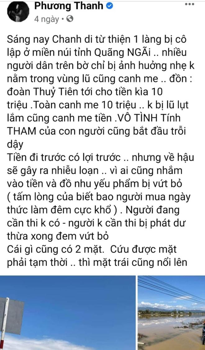 Phuong Thanh noi ve nguoi Quang Ngai anh 2