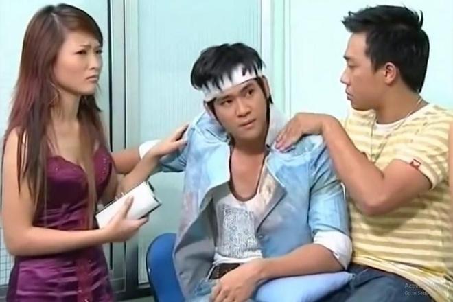Tran Thanh va dan sao dong vai phu anh 1