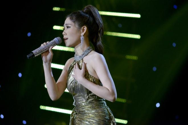 Phi Nhung phan ung ban sao Le Quyen anh 1
