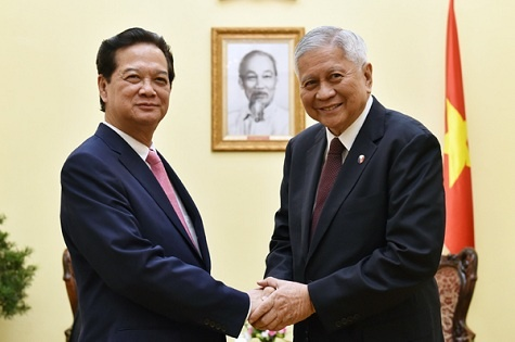 'Viet Nam va Philippines cung co loi ich chung o Bien Dong' hinh anh