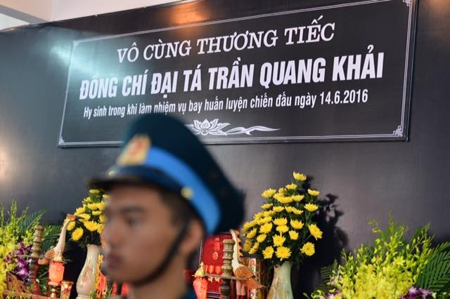 Dai ta Tran Quang Khai de lai danh thom, tieng tot hinh anh 24