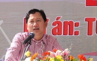 Ong Trinh Xuan Thanh bi khai tru Dang hinh anh