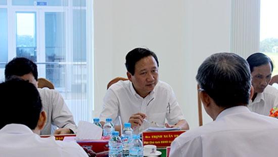 Ong Trinh Xuan Thanh bi khai tru Dang hinh anh 1