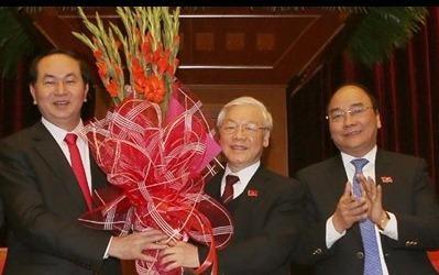 Lan dau tien Tong Bi thu tham gia Dang uy Cong an Trung uong hinh anh