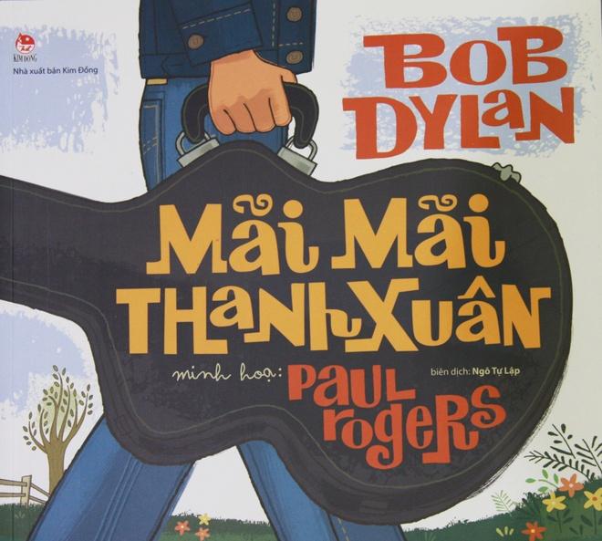 Bob Dylan,  Sach tranh,  Art Book anh 1