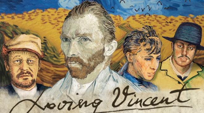Cai chet cua van Gogh duoc tai hien boi 65.000 buc tranh hinh anh