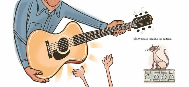 Thanh xuan Bob Dylan duoc tai hien trong sach tranh hinh anh 2