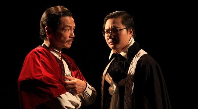 San khau Ha Noi lai vat va sau nhung ngay cung To nghe ram ro hinh anh