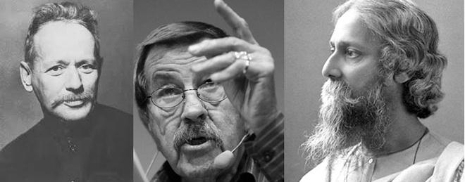 Nobel van hoc,  Bob Dylan,  Haruki Murakami anh 1