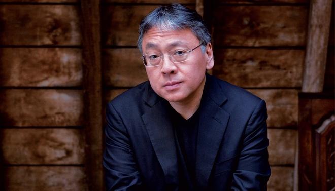 Nha van Anh goc Nhat Kazuo Ishiguro thang giai Nobel van hoc 2017 hinh anh