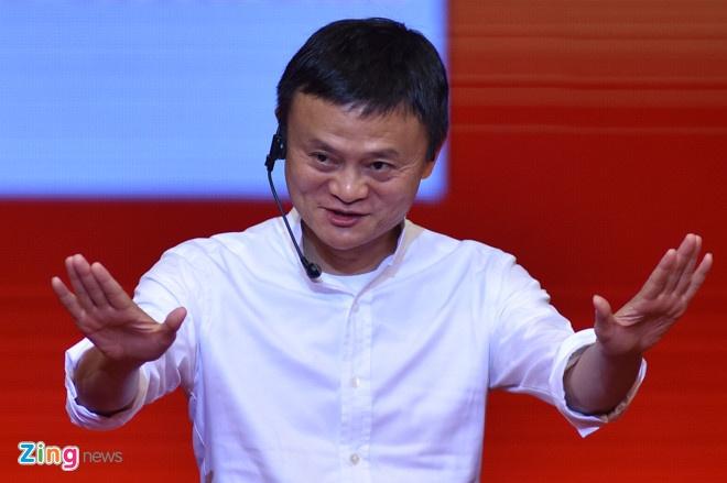 Jack Ma - nguon cam hung bat tan hinh anh
