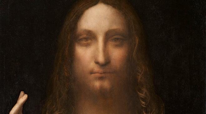Tranh cua Leonardo da Vinci co gia hon 10 nghin ty dong hinh anh