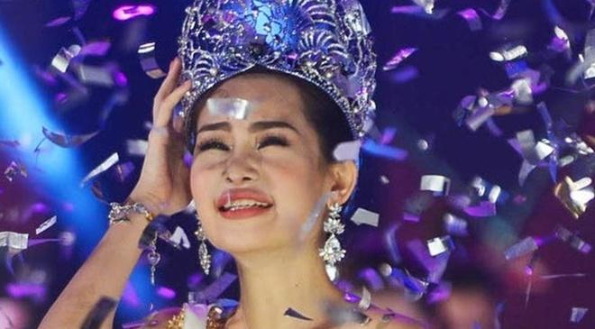 BTC Hoa hau Dai duong bi phat 4 trieu dong vi Ngan Anh sua mui hinh anh