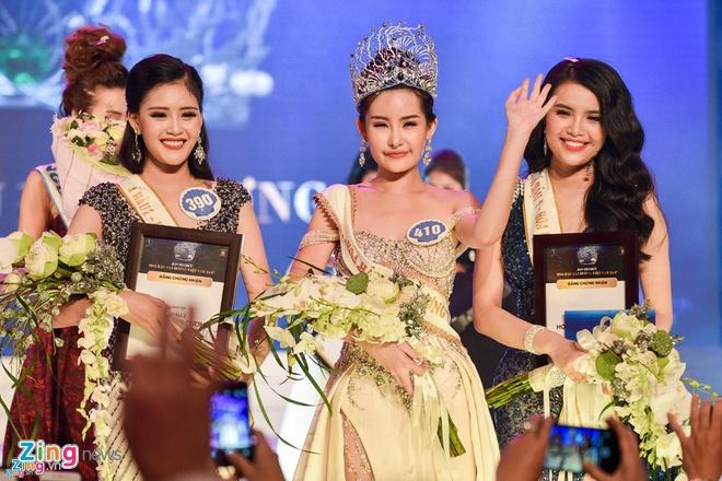 BTC Hoa hau Dai duong bi phat 4 trieu dong vi Ngan Anh sua mui hinh anh 1