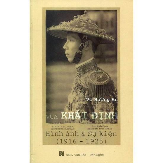 Vua Khai Dinh,  Phap anh 1
