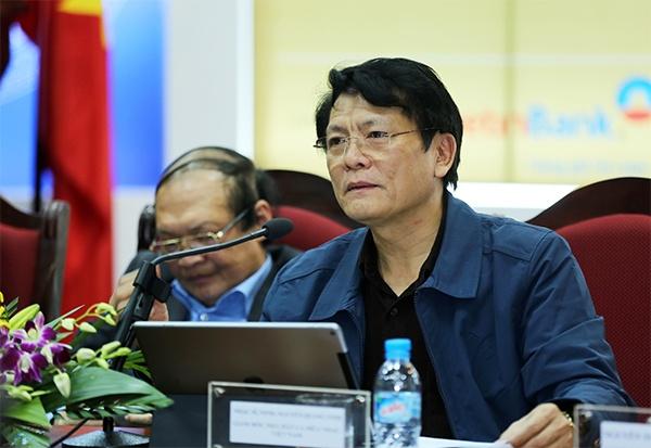 NSND Nguyen Quang Vinh tro thanh quyen Cuc truong Cuc NTBD hinh anh 1