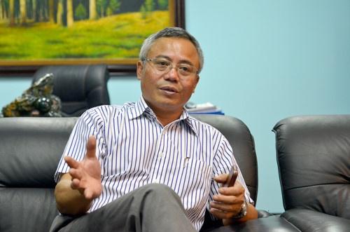 NSND Nguyen Quang Vinh tro thanh quyen Cuc truong Cuc NTBD hinh anh 2