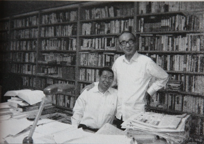 Ung vien Nobel Van chuong Ko Un: Viet Nam la que huong cua toi hinh anh 3
