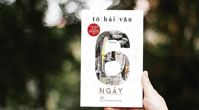 '6 ngay' cua To Hai Van dat giai thuong Hoi Nha van Ha Noi hinh anh 1