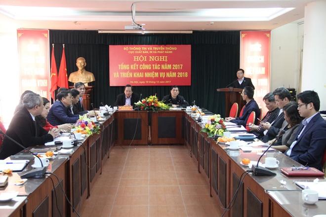 Thuc hien Luat Xuat ban la nhiem vu trong tam 2018 hinh anh 1