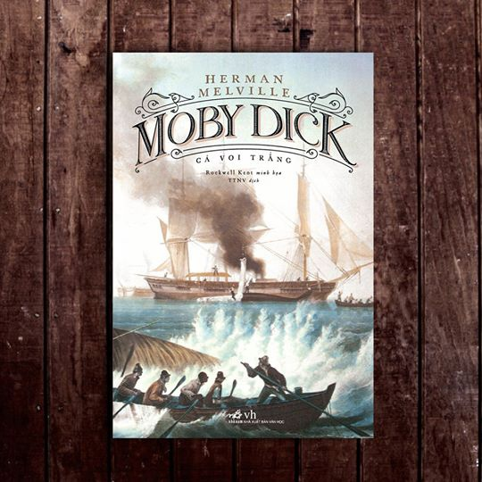 "Xuat ban ""Moby Dick - Ca voi trang"" anh 1"