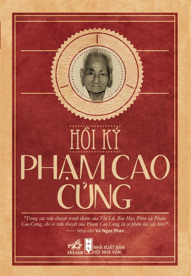 Tai thoi mien cua nha van trinh tham Pham Cao Cung hinh anh 1
